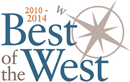 Best of the West 2010 through 2015 Wine Store