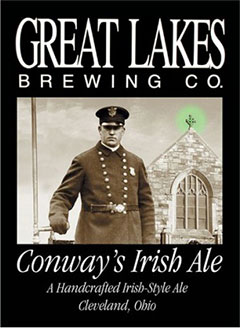 Great Lakes Brewing Co. Conway's Irish Ale