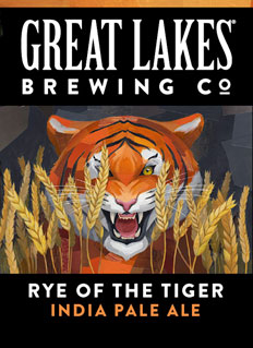 Great Lakes Brewing Co. Rye of the Tiger